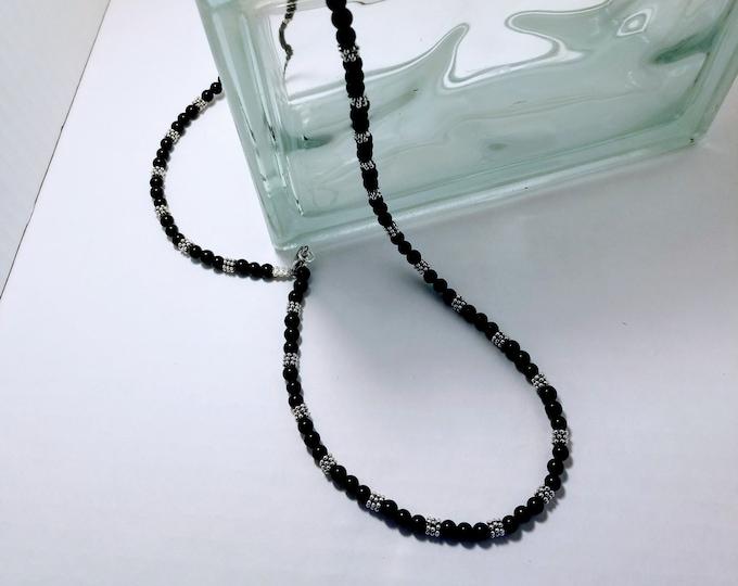 Jewelry, Necklace, Beaded Jewelry, Beaded Necklace, Unisex Jewelry, Mens Wear, Womens Wear, Trey Coppland Designs, One of a kind Jewelry,