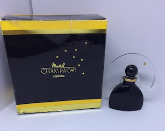 GERMAINE MONTEIL CHAMPAGNE parfum extrait 7.5 ml Pure perfume extract discontinued hard to find vintage 1983