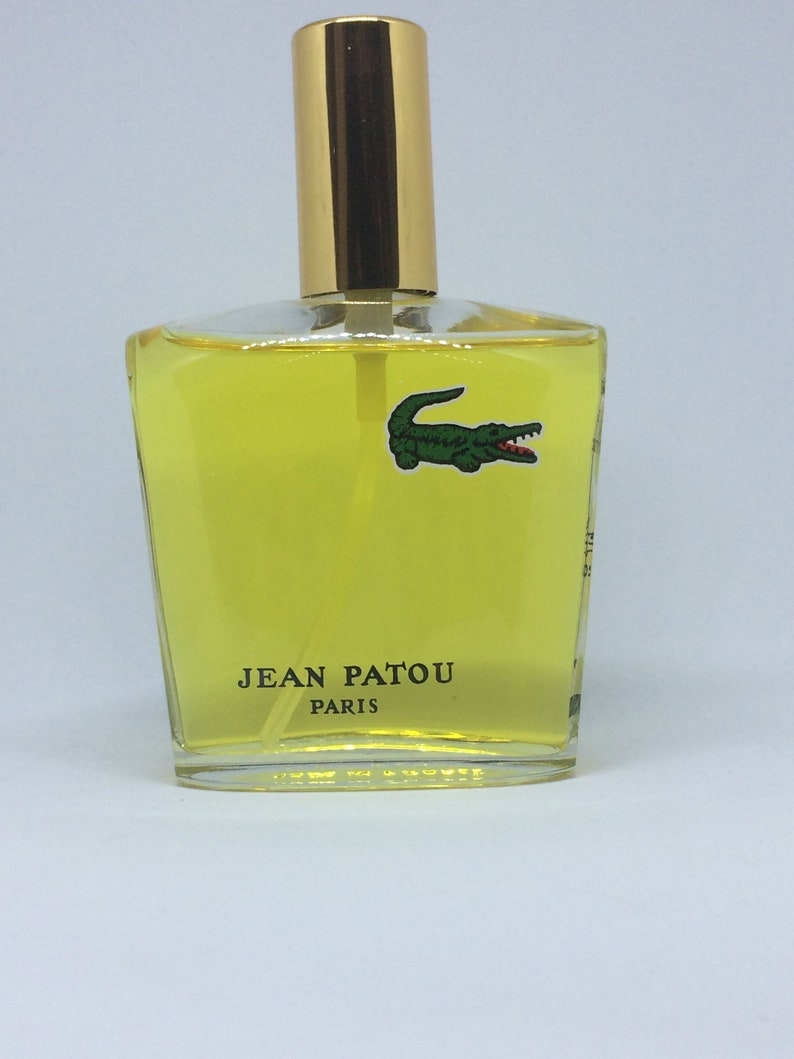 3905ef4fc46b8 LACOSTE by JEAN PATOU pour homme profumo vintage 120 ml spray nuovo edt  originale no box discontinued hard to find