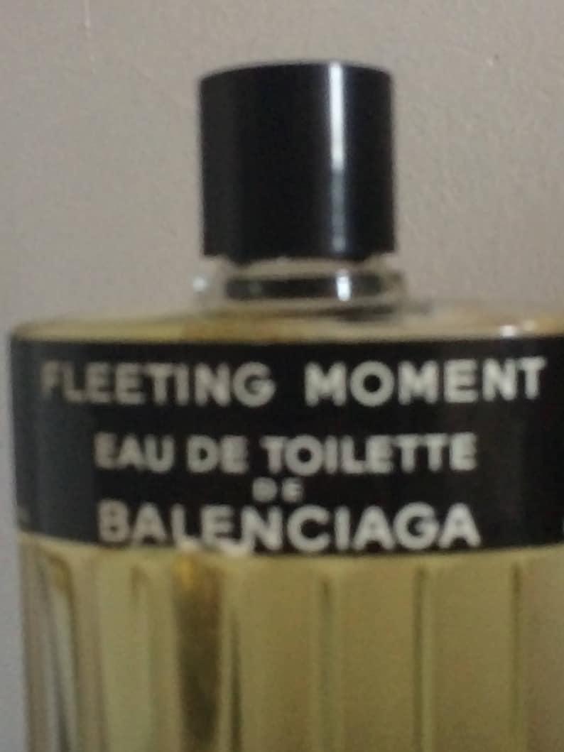 Woman Ml Xxl Moment Discontinued La Heure Eau Toilette 420 Big Edt Bottle Des Balenciaga Fuite Fleeting Splash De Perfume Vintage 4L53jqAR