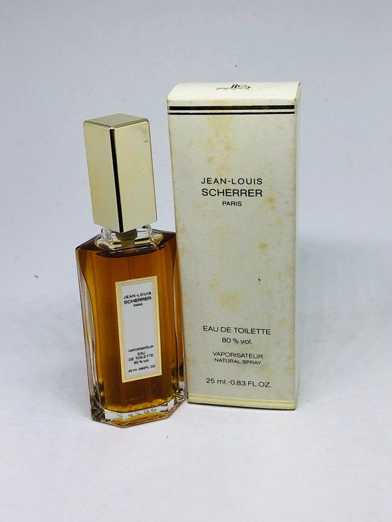 SCHERRER macchiata vintage box spray profumo 25 profumo LOUIS discontinued 1 scatola JEAN rarissimo edt donna damaged ml Yy6b7fg