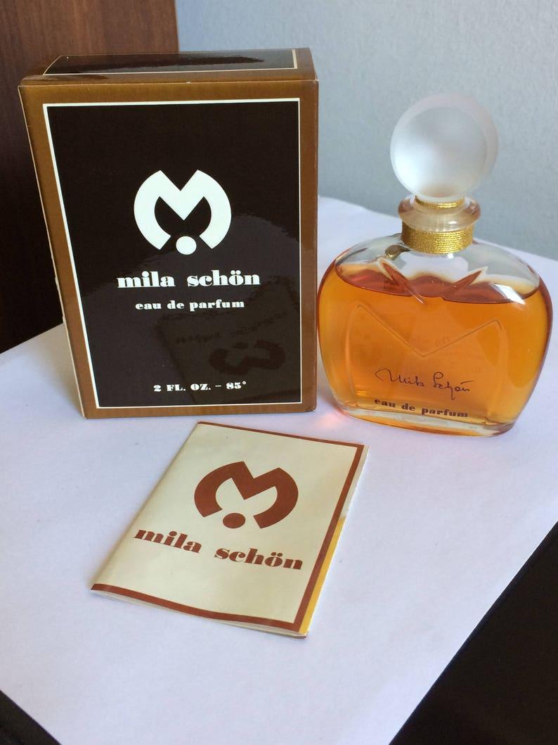 Mila Schon Original Vintage Perfume Women Eau De Parfum Splash Etsy