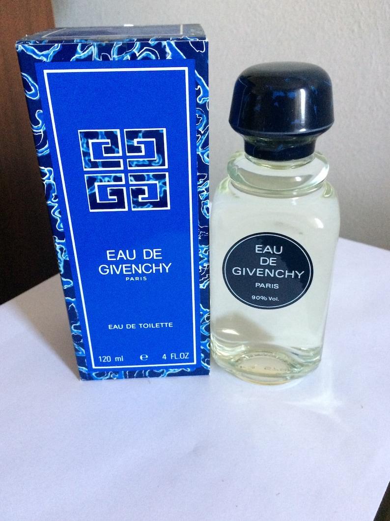 Splash Toilette Givenchy Eau Perfume Discontinued Woman Ml Hard 120 Find Vintage Edt De To 80wNvnmO