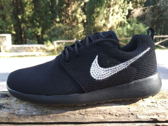 adc00c5f5cd18 bling nike roshe run athletic run sneakers womens shoes