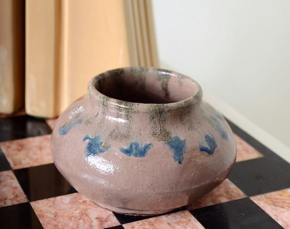 Ceramic Lavender Vessel