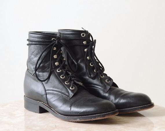 Justin Roper Boots / Womens 5