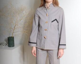 """70s Roncelli Pant Suit / 27"""" waist"""