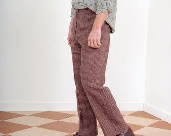70s Wool Trousers