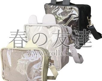Animal Ear Messenger Itabag / Backpack