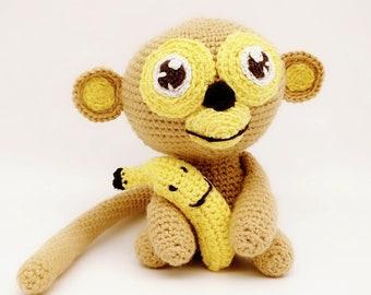 Pattern: Monkey - All About Ami   270x340