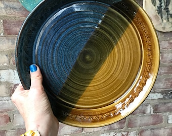 Perfect Housewarming Gift - Double Dip Serving Plate