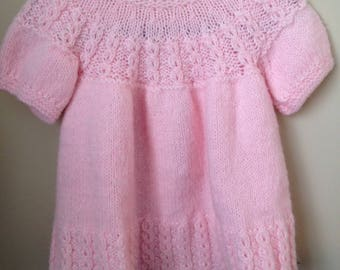 1ad969a13 Knit baby dress