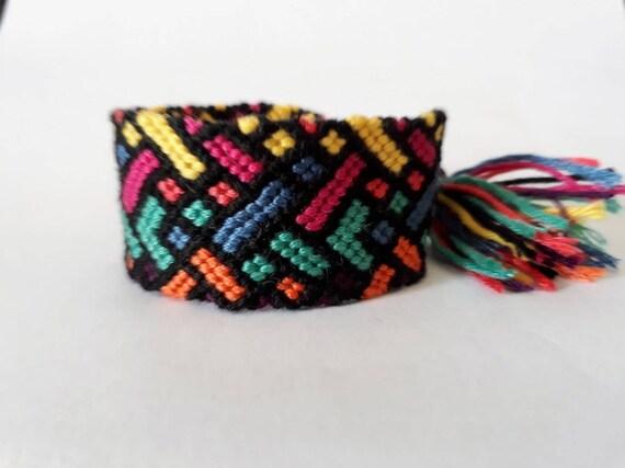 kit bracelet bresilien dmc