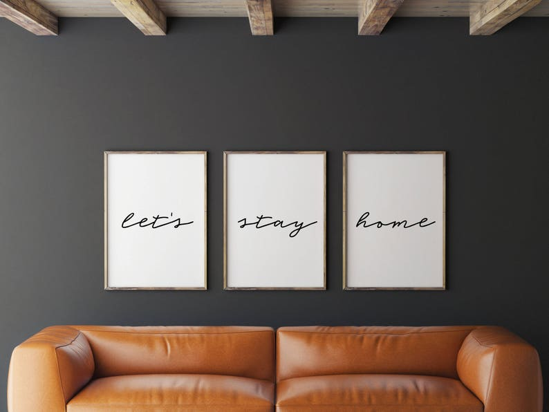 image regarding Printable Print referred to as Preset of 3 prints, Will allow Live Household Print, Printable Artwork, Wall Artwork, Minimalist Print, Scandinavian Wall Artwork, Bed room Decor, Rustic Wall Decor