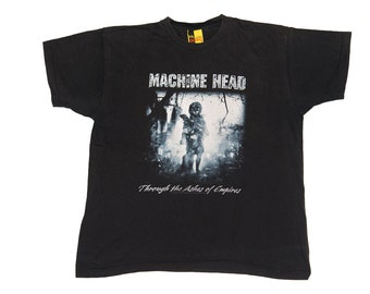 2004 Machine Head Tour T-Shirt (XXL)
