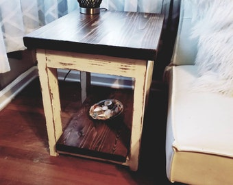 more colors - Distressed End Tables