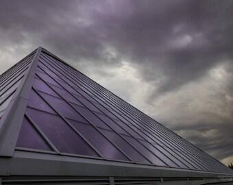 Purple Skies Photo Print