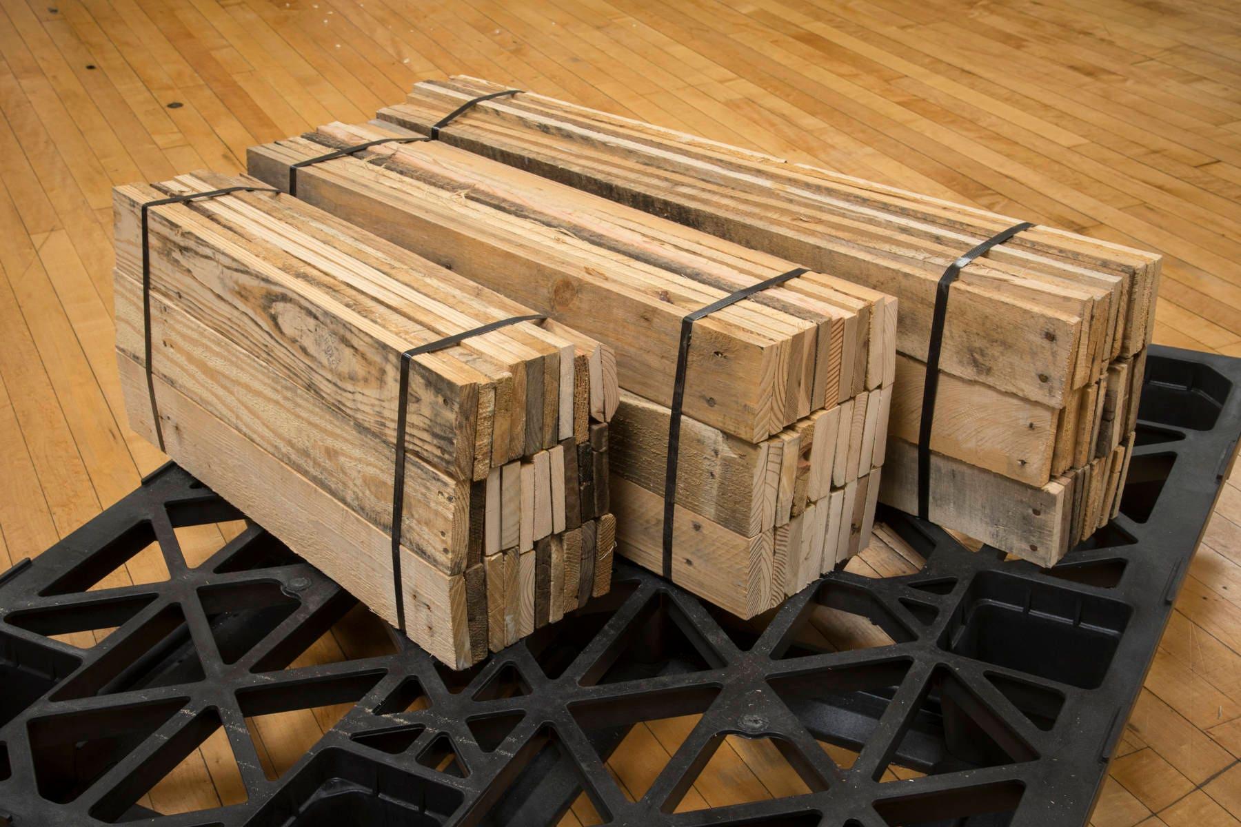 Reclaimed Pallet Wood Boards | Etsy