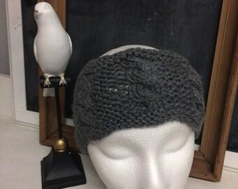 Sideways Braided Headband