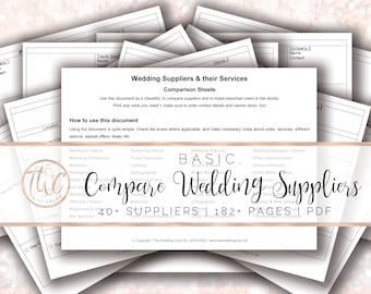 wedding planner 2018 bundle printable wedding planner etsy