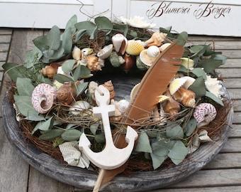 """Table wreath """" Maritime """""""