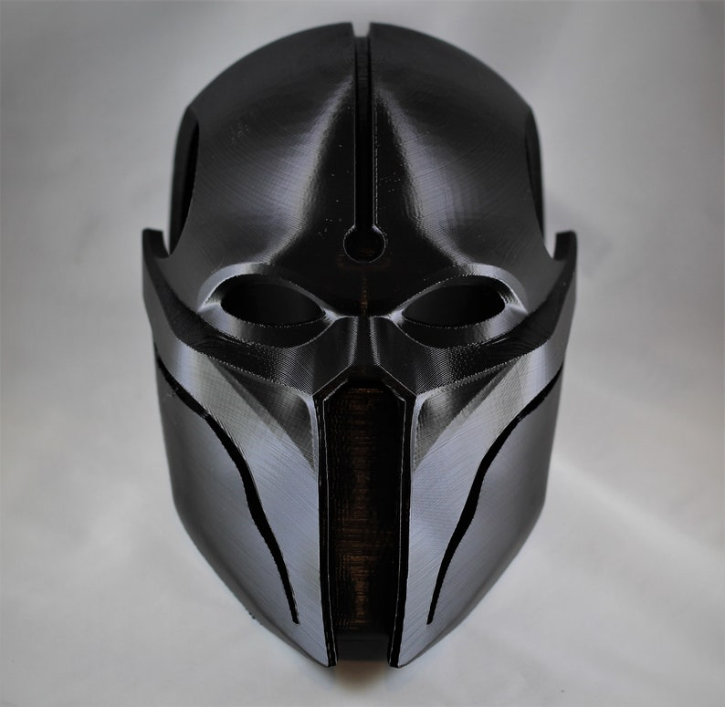 Noob Saibot Helmet MK11