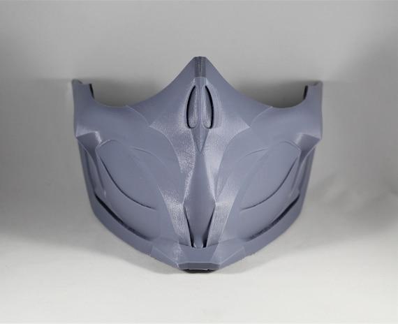 Mortal Kombat 11 Scorpion Mask Etsy