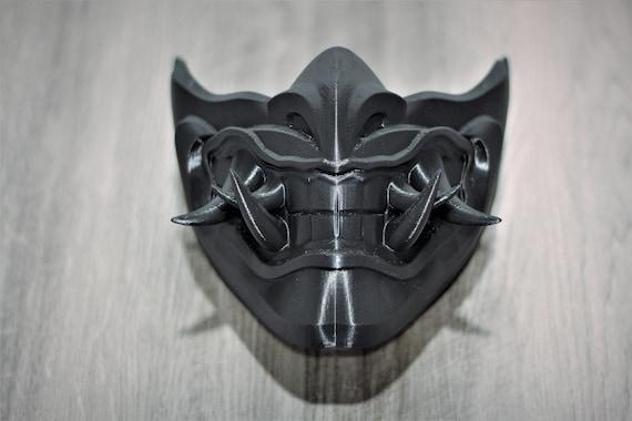 Mortal Kombat 11 Sub Zero Mask Etsy