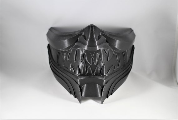 Mortal Kombat 11 Scorpion Mask Etsy