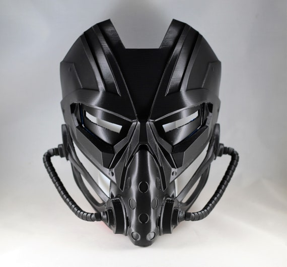 covid mask mortal kombat scorpion 11 mk