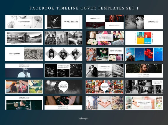 creative 50 facebook timeline cover template photography etsy