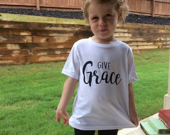 Give Grace Toddler T-Shirt