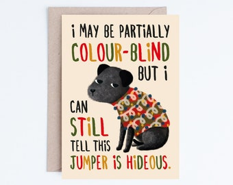 pet holiday card printable christmas cards from the dog uk funny doggo christmas card black dog ugly christmas jumper dog mum dog dad - Pet Holiday Cards