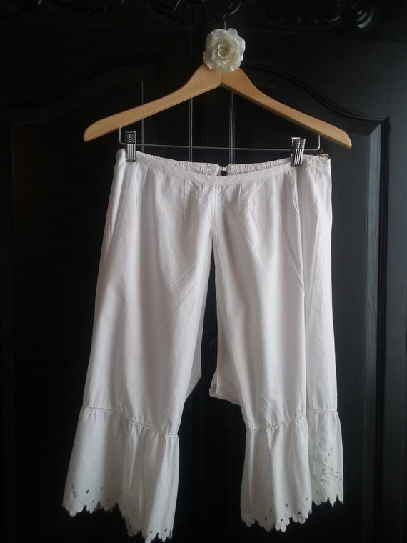 Vintage French Pantaloons