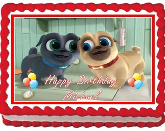 Puppy Dog Pals Edible Frosting Sheet