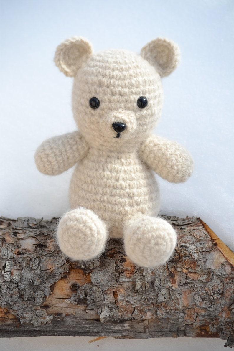 446051c855d9 Keepsake Teddy Bear Chiengora Dog fur Cat Fur Pet Fur   Etsy