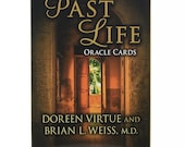 Past Life Oracle Card Deck Tarot Cards Doreen Virtue and Brian Weiss New