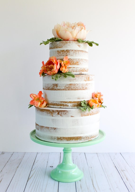 Naked Cake Fake Cake Prop Cake Party Decor-6958