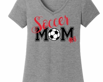 21d3f082 Soccer Mom Shirt, shirt for soccer mom, mom life shirts, graphic tee, Mom  soccer Shirt, soccer mom T shirt, Mothers Day gift