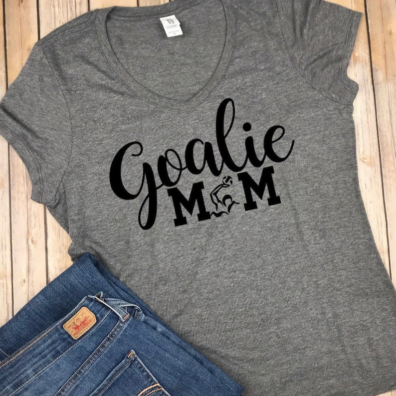 73aa571c2 Water Polo goalie Mom TShirt water polo Mom Shirt goalie mom | Etsy