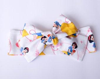 Snow White Headwrap