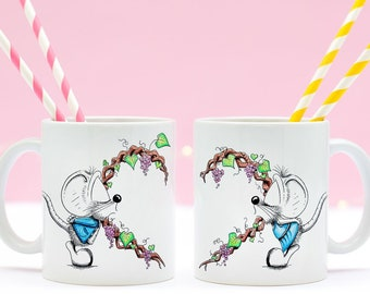 Mug Set for Couples, Custom Mug Set
