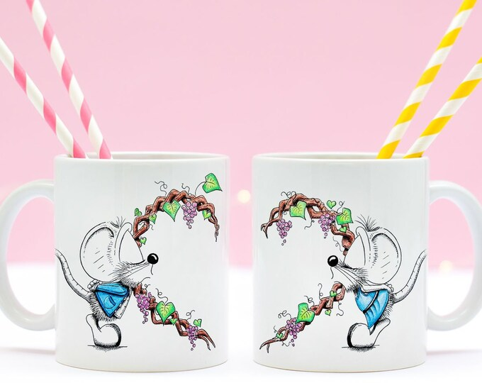 Mug Set for Couples, Custom Mug Set