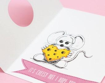 Valentines, Best Friend Card