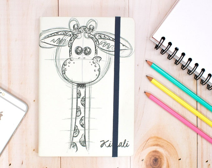 A5 journal, Hardcover notebook, Blank pages, Paperback journal