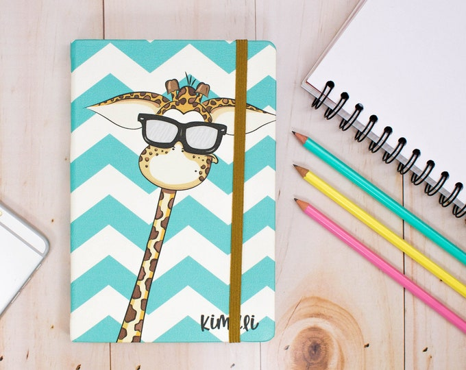 A5 journal, Hardcover notebook, Blank pages
