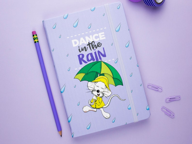 Hardcover journal A5 notebook Personal diary Student No Extra Notebook