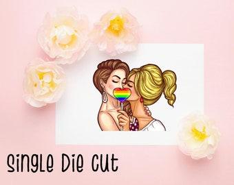 cinghia su lesbiche tubo