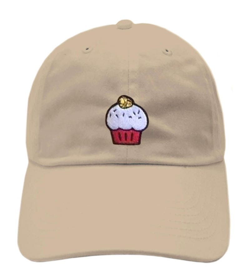 1e0493dfce9 FnSTrends Kevin Durant Inspired Cupcake Dad Hat With Ring On
