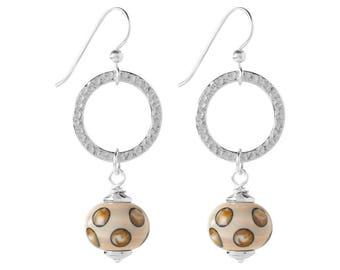 Celestial Jewel Earrings Kit - Spotted Tan